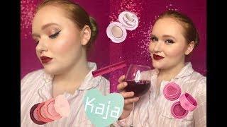 KAJA BEAUTY / WEDNESDAY WINE | AllyBrianne
