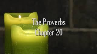 The Proverbs - Chapter 20