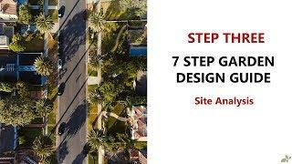 Step 3 - How to Design a Backyard Garden