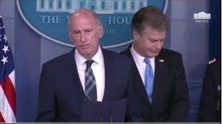 Sarah Sanders White House Press Briefing 8/2/18: