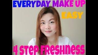 EASY EVERYDAY MAKE UP USING MAYBELLINE PRODUCTS || GET READY WITH ME