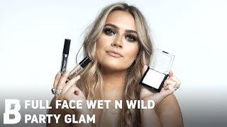EMERALD SMOKY EYE using ALL wet n wild with Emma's Rectangle | Beauty Bay