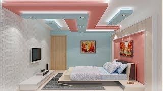 Bedroom false ceiling design-Bedroom interior design - Ceiling design ideas