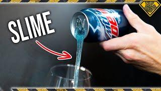 Can You Make Slime With Soda?