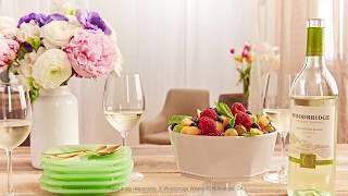 Wine-Infused Fruit Salad Recipe with Woodbridge Sauvignon Blanc