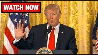 BREAKING: Trump White House makes BIG ANNOUNCEMENT to Press