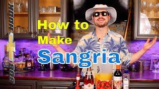 Easiest and Best Sangria Recipe - Danktails Episode 1 - Wine(D)own Wednesday - Bob Hook Chevrolet