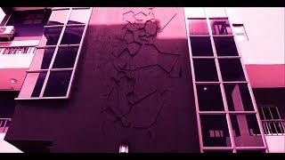 How to Create a Cracking Wall Effect in C4d and Aftereffects PART 1