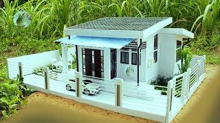 Building Most Beautiful House ???? Villa from Scratch 2018