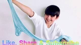 DIY Unicorn Slime| How to Make Slime at Home| Five Min. Craft