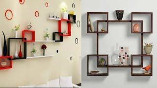 50 Attractive Corner Wall Shelves Design Ideas