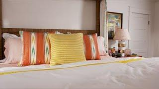 How to Make Your Bed Like a Professional Stylist   House Beautiful