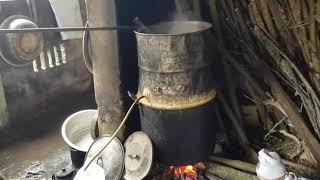 """Nấu Rượu Truyền Thống Kiểu """"BaBa"""" - How to make delicious rice wine in Viet Nam - Khám Phá Cuộc Sống"""