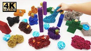ASMR - 50000 Subscribers is Comming ! Thank you So Much - Magnetic Balls Give A Way   Magnet World