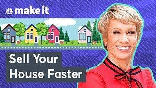 Barbara Corcoran: How To Sell Your House Fast
