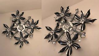 Dollar Tree DIY/Wall Decorating Ideas/Home Decorating Ideas/Waste Crafts/Spoon DIY/Popsicles DIY