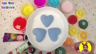 make slime with glue ❤ AMAZING DIY VIRAL SLIMES ❤ SATISFYING COMPILATION ❤  video slime for kids