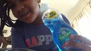 How to make slime with no glue or activator activator part 1