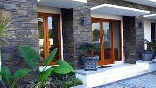 Beautiful Modern Wall Exterior Design Ideas