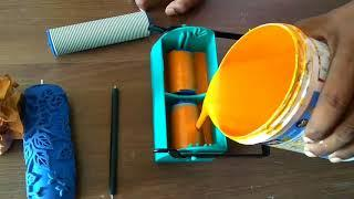 Nerolac HD Paint [[ how to paint wall & house also decorate?    