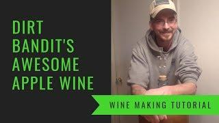 How to make great apple wine!