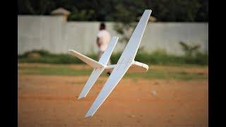 How To Make a flying Aeroplane - paper Airplane