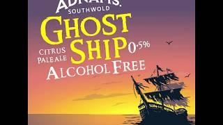 Adnams Ghost Ship alcohol free animation