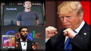 BOOM! Trump Admin Just COMMANDED GOOGLE To The White House - It's About to Go DOWN!