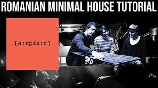 How To Make Romanian Minimal House [+Samples]