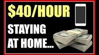 How To Make $40 Per House Making Money From Home