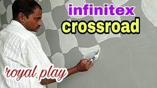 Royal play infinitex crossroad design in goa