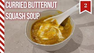 Souper Sunday: Butternut Squash Soup | Vlogmas Day 2