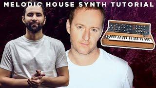 How To Make Melodic House Synths Like Sasha & Lane 8 [Free Presets]