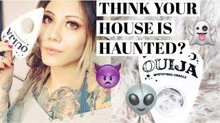 How To Know What Spirit Is Haunting Your House (&What To Do About It)