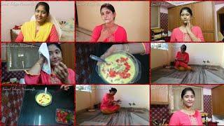 ????????దయచేసి మీ సలహా కావాలి ! Sunday evening vlog| kids snacks| skin glowing face pack