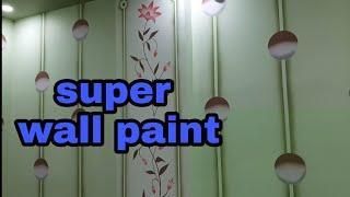Super wall paint nazim rajput