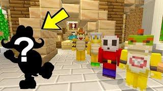 The New Chef Is... [NO WAY!] - Nintendo Fun House - (Minecraft Switch) [236]