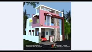 10m x 15 m BEST HOUSE DESIGN WITH FLOOR PLAN