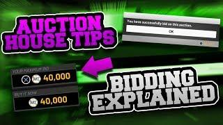 How to Bid in NBA 2K19 MyTeam! Auction House 101