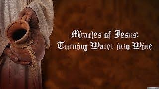 The 8 Signs of John: Part 1'Water into wine'