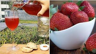 Strawberries Wine how to make it