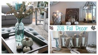 2018 Fall House Tour | Fall Decor