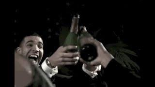 Drake Pops Champagnes After Striking 55X Platinum After Scorpion Release