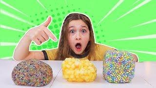 ADDING TOO MUCH INGREDIENTS INTO SLIME!! | JKrew
