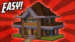 "Minecraft Tutorial: How To Make ""The Loud House"" House From"