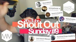 ▲ Top 6 YouTube Inspirations // Not a Musical // Shout Out Sunday# 9