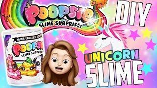 Unicorn Poopsie SLIME Surprise DIY SLIME Kit! Make Sparkly Scented SLIME!