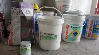 How To Repair and painting intrior walls | DIY home painting