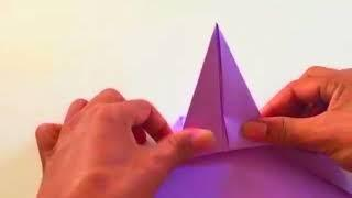 How to Make an Origami Plane, Step by Step,   Paper, Plane, Tutorial