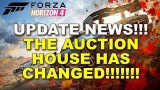 Update News! The Auction House has Changed!!!